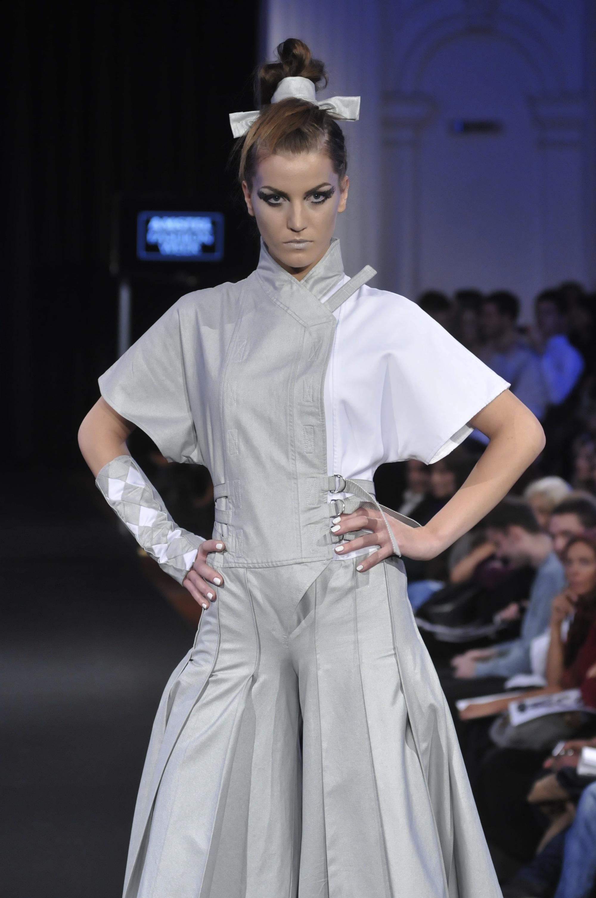 andjela pupovac megatrend 30. Amstel Fashion Week: 2. veče