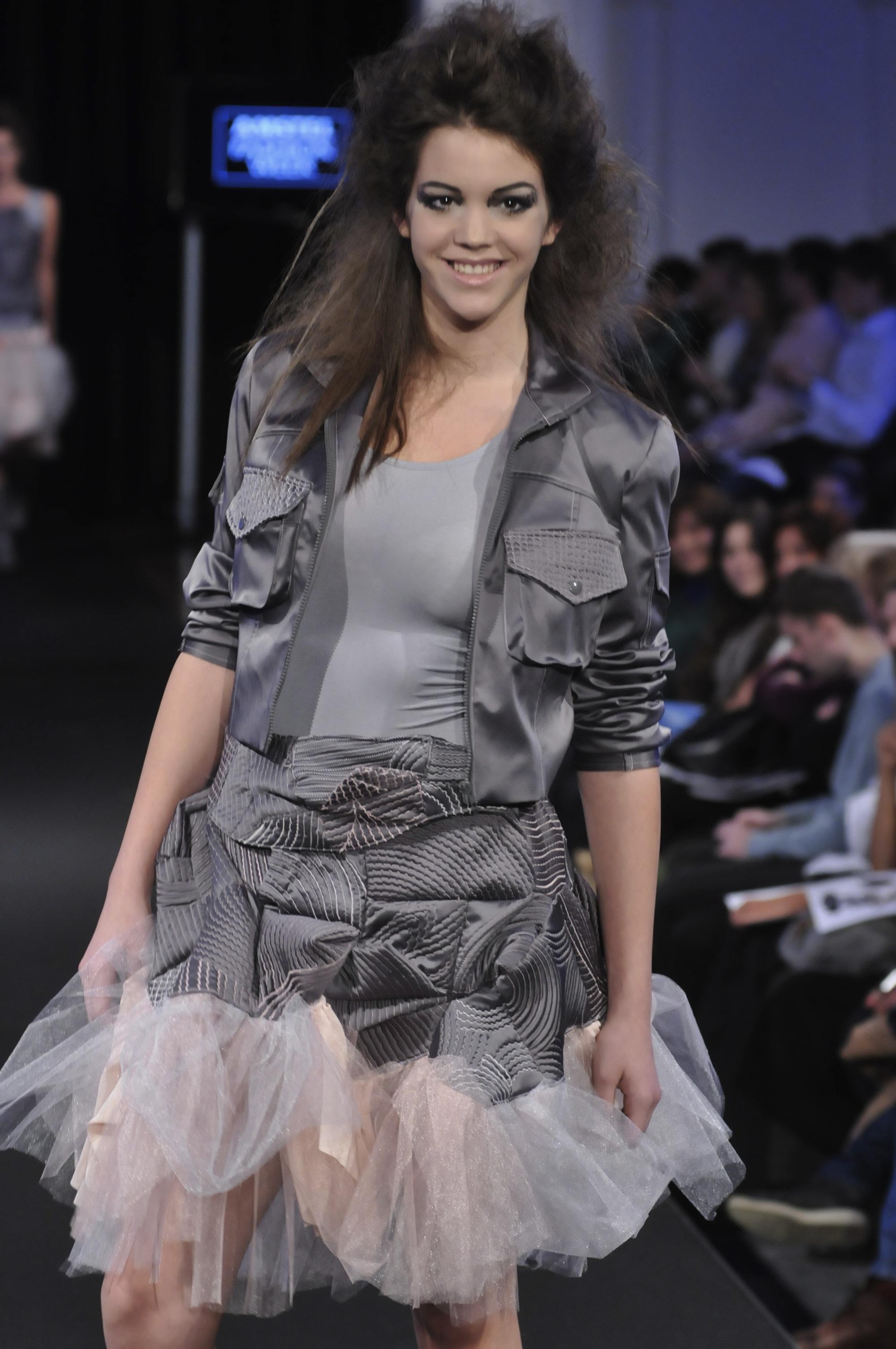 bojana milovinovic megatrend 30. Amstel Fashion Week: 2. veče
