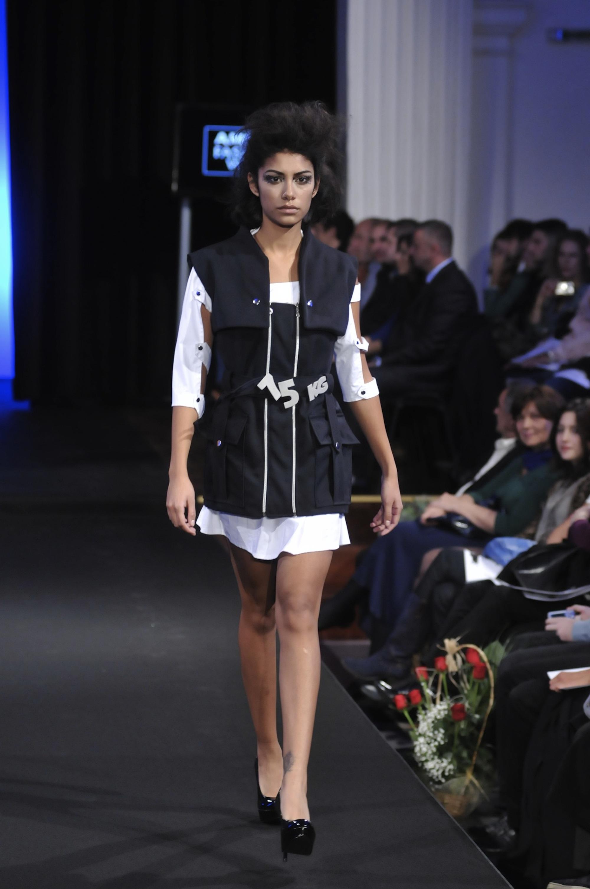 ivona miletic megatrend 30. Amstel Fashion Week: 2. veče