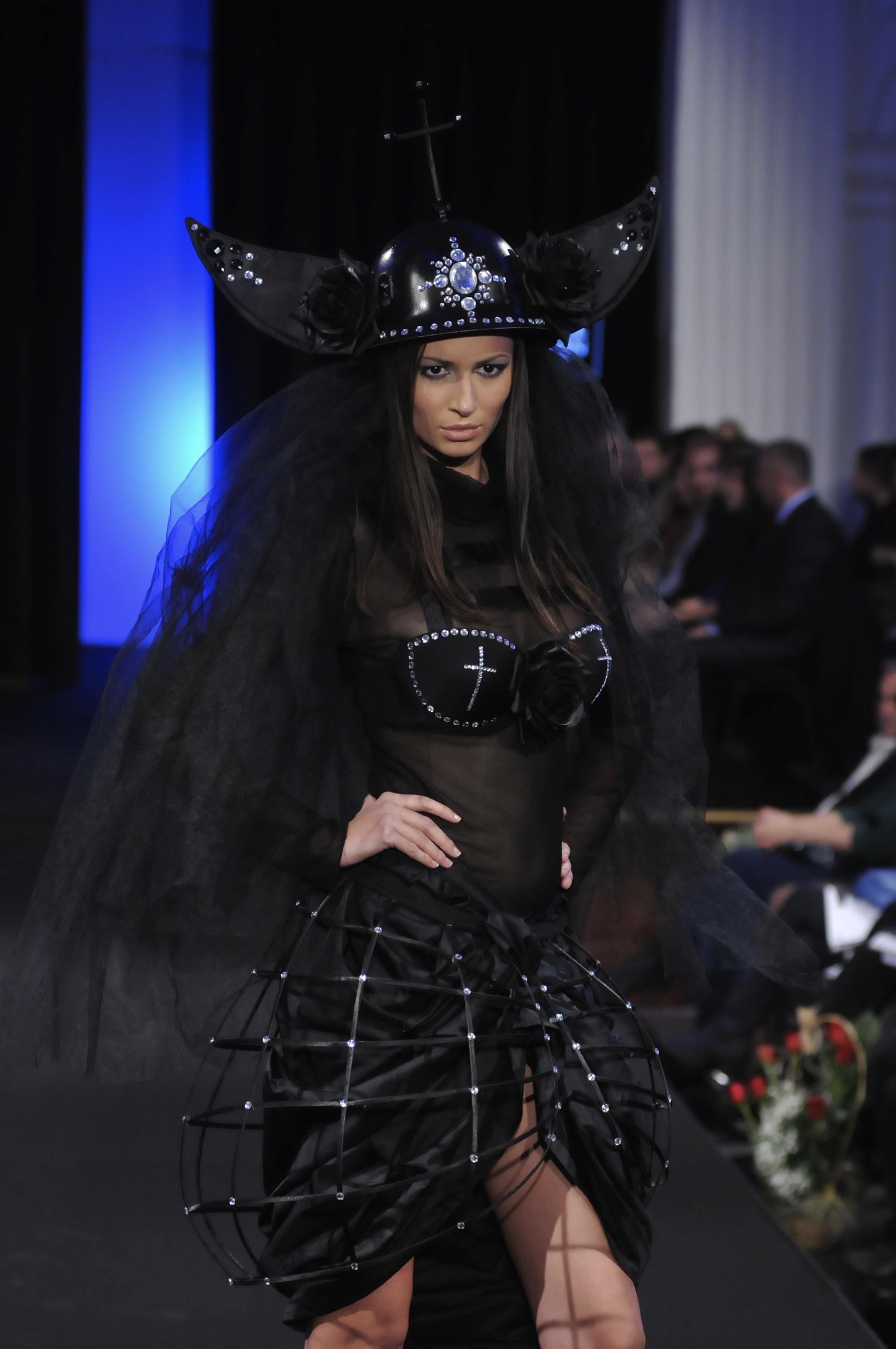 marija paunovic megatrend 30. Amstel Fashion Week: 2. veče