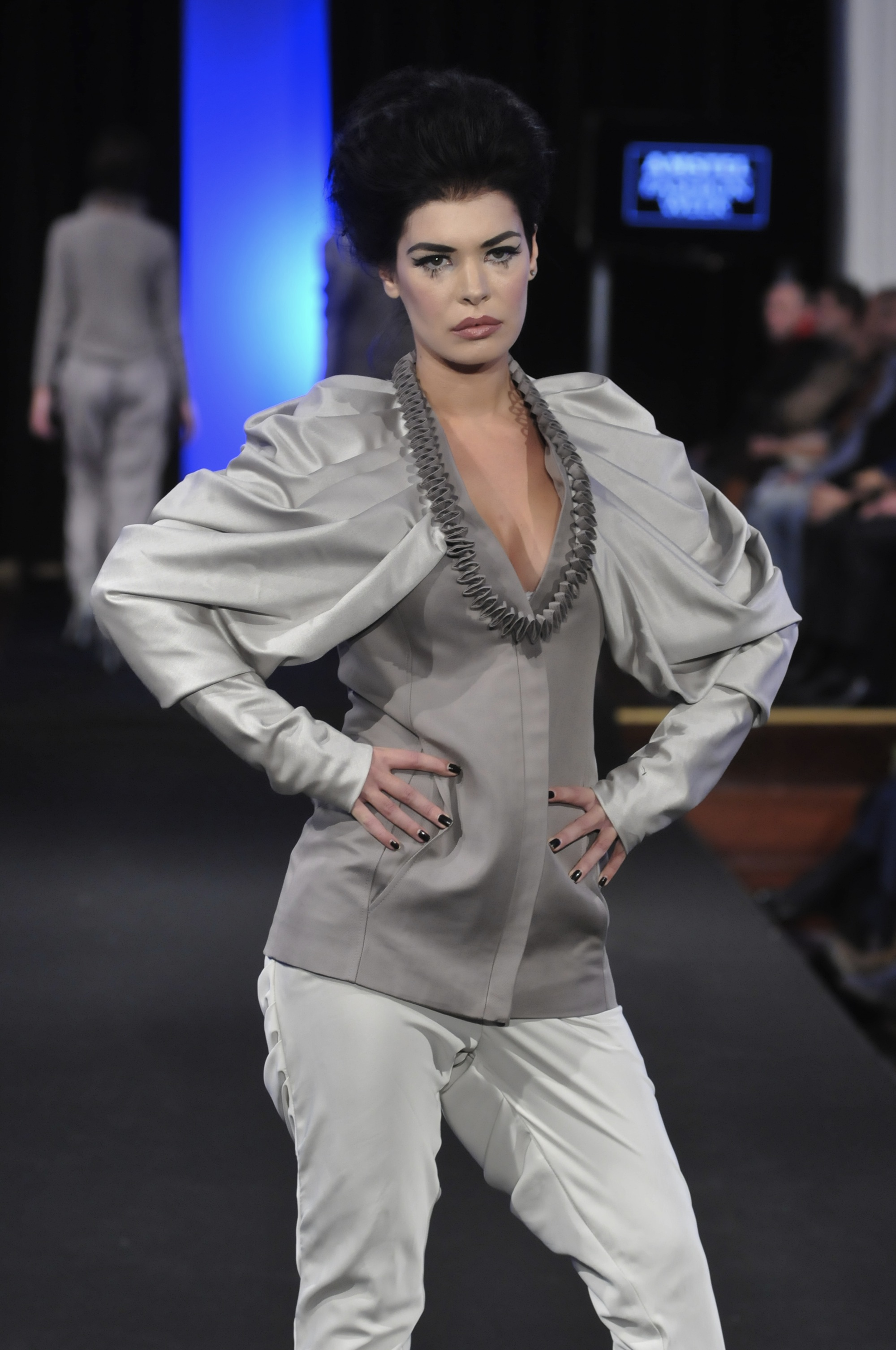 nina avramovic moadart 30. Amstel Fashion Week: 2. veče