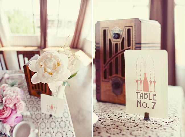 1920s wedding ideas 10 Under the Veil of a Fairytale
