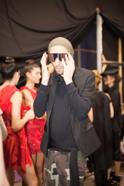 mg 9770 30. Amstel Fashion Week: Backstage 1.deo