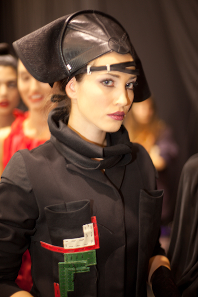 mg 9790 30. Amstel Fashion Week: Backstage 1.deo