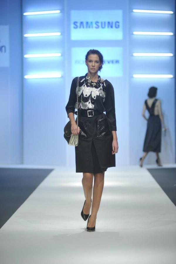 robert sever crno 34. Perwoll Fashion Week: Zona 45