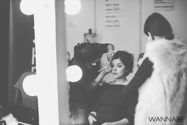 belgrade fashion week 13 Backstage 36. Perwoll Fashion Week (prvi deo)