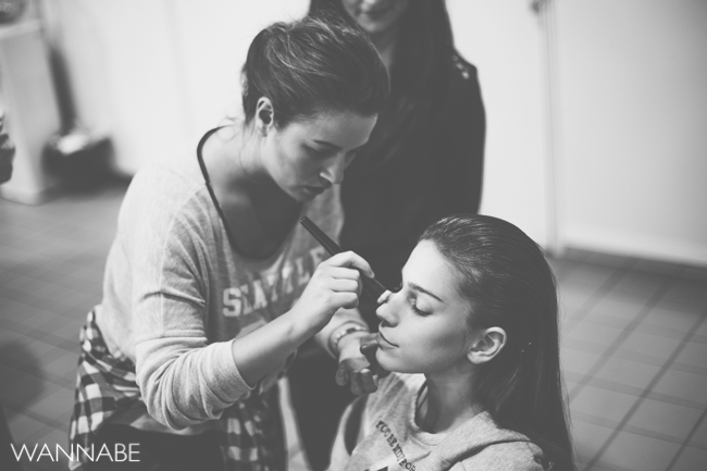 belgrade fashion week 16 Backstage 36. Perwoll Fashion Week (prvi deo)