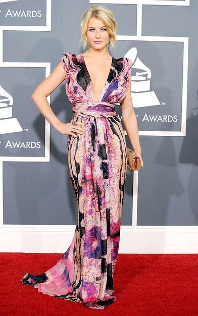 julianne hough 53. dodela Grammy nagrada