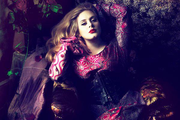 adele on the cover of vogue 600 400 Srećan rođendan, Adele!