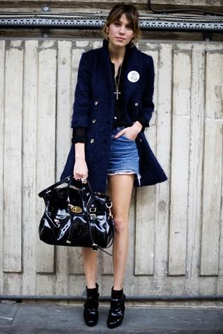 17 Ikona stila: Alexa Chung