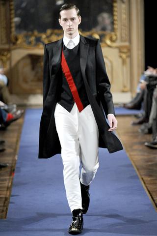 amq3 Fashion moMENts: Runway Fashion
