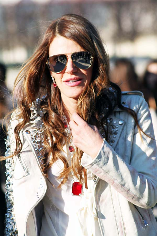adltopgun Anna Dello Russo: modni manijak