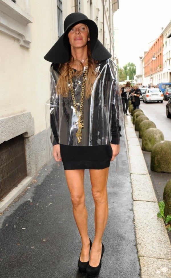 anna dello russo mini Anna Dello Russo: modni manijak