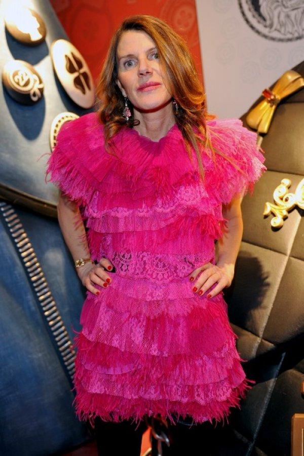 anna dello russo pink Anna Dello Russo: modni manijak