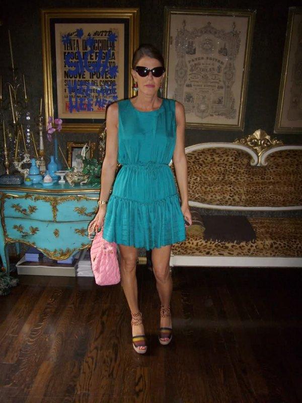 o52s69 Anna Dello Russo: modni manijak