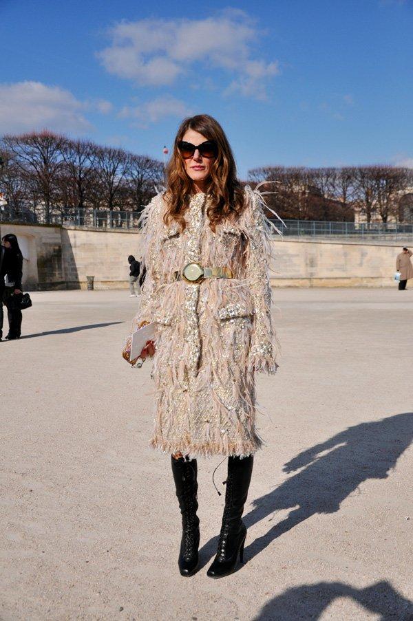 paris fwaw2011 anna dello russo Anna Dello Russo: modni manijak