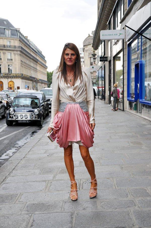 paris fwss2010 anna dello russo3 Anna Dello Russo: modni manijak