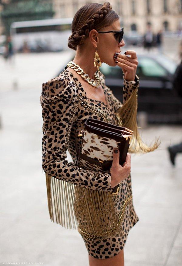 stockholm street style Anna Dello Russo: modni manijak