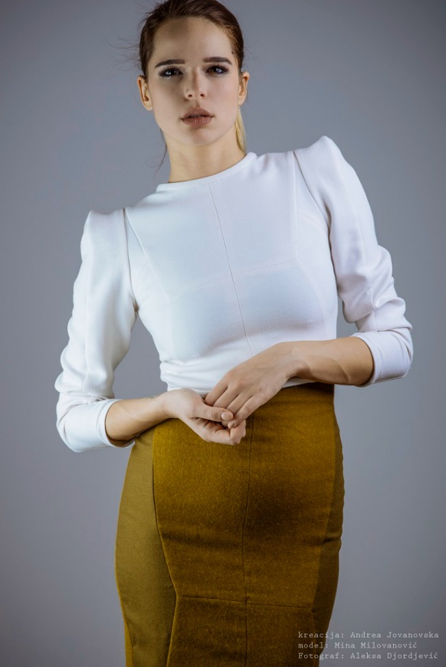 andrea2 Wannabe intervju: Andrea Jovanovska, modni dizajner
