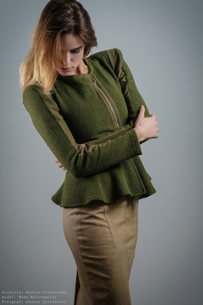 andrea3 Wannabe intervju: Andrea Jovanovska, modni dizajner