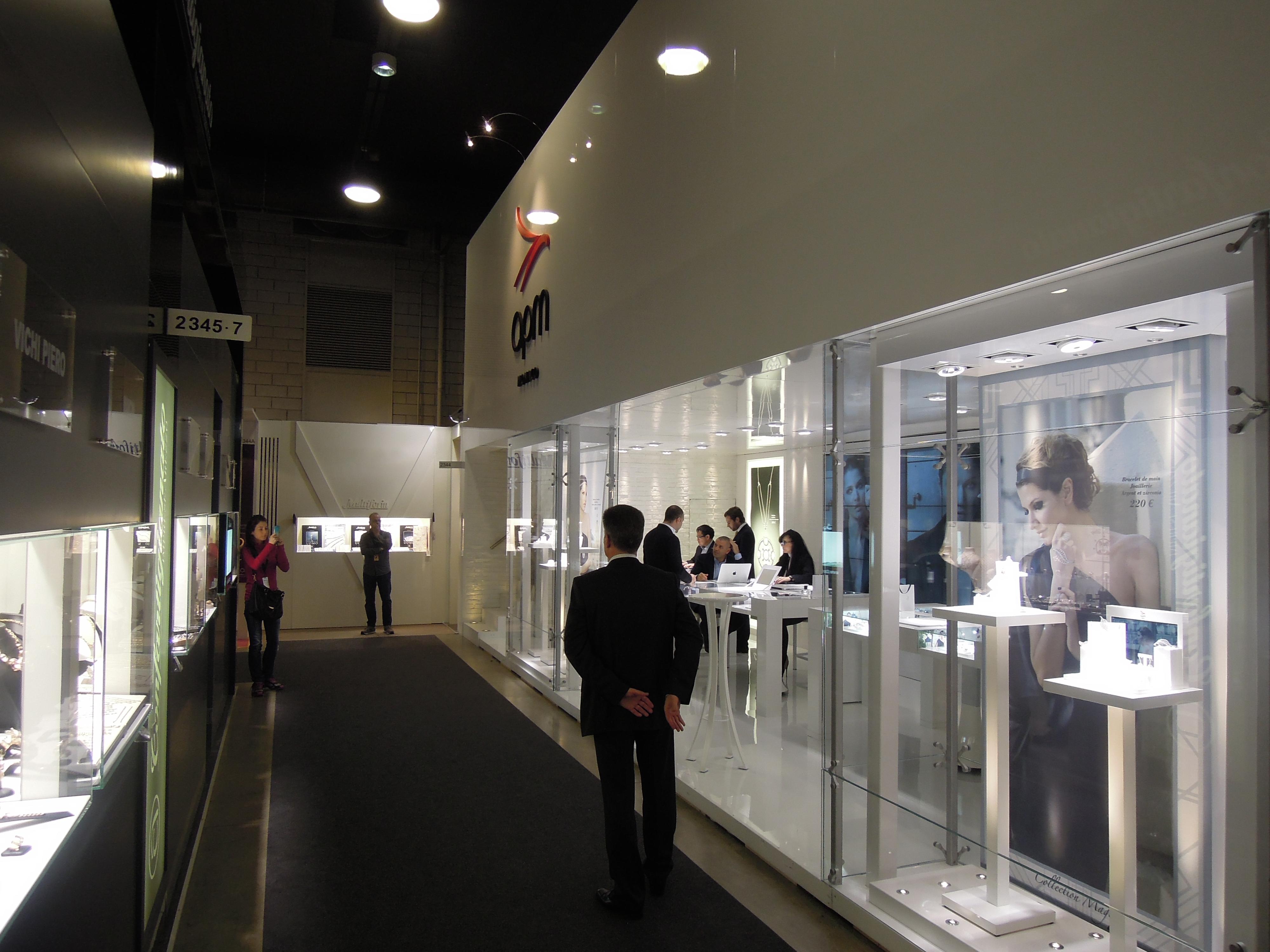 g3 APM na sajmu nakita u Vićenci