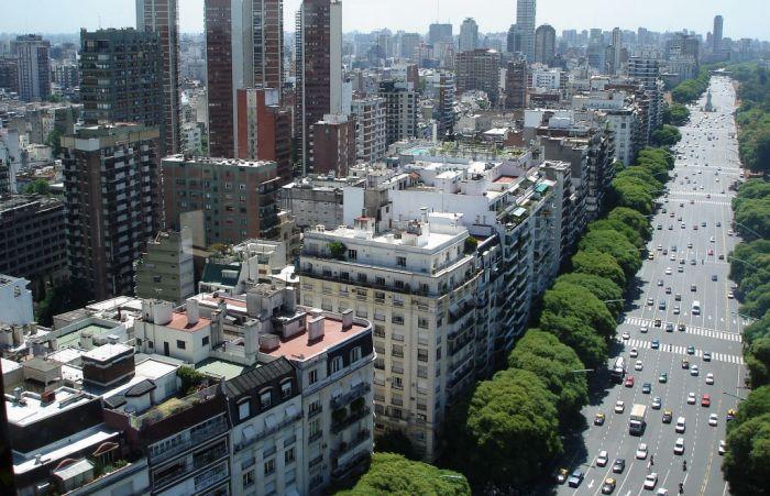 galerija 13 Stazama Borhesove Argentine: Buenos Ajres