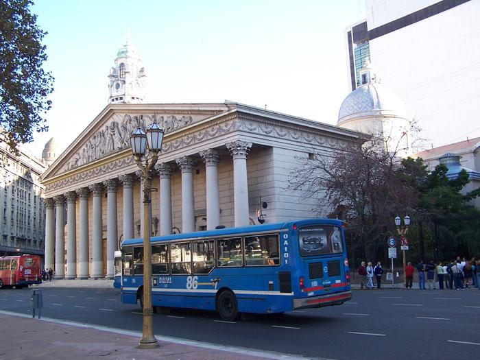 galerija 2 Stazama Borhesove Argentine: Buenos Ajres
