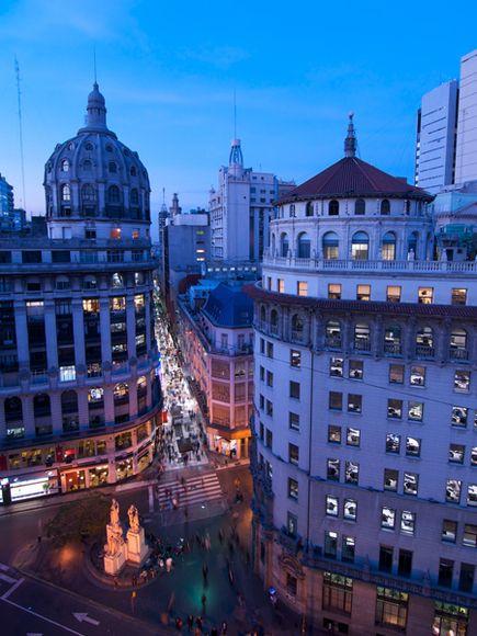 galerija 4 Stazama Borhesove Argentine: Buenos Ajres