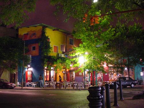 galerija 7 Stazama Borhesove Argentine: Buenos Ajres
