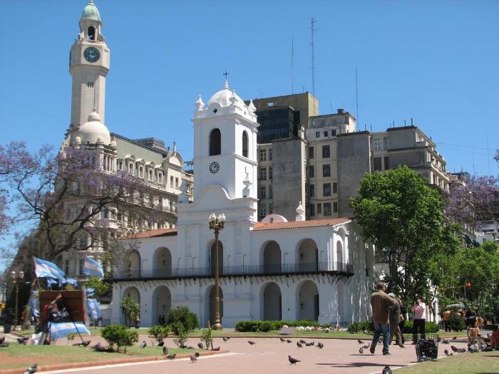 galerija 8 Stazama Borhesove Argentine: Buenos Ajres