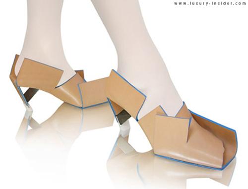 m2 Arhitektura i cipele