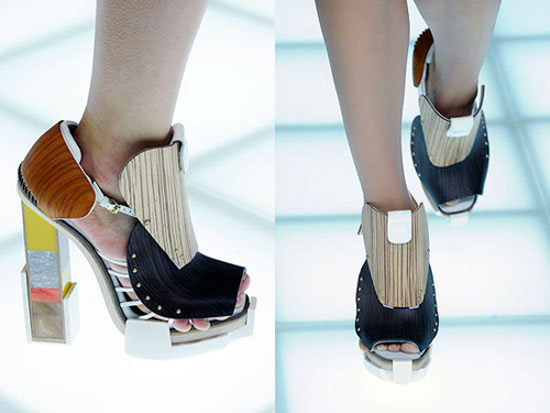 b2 Arhitektura i cipele