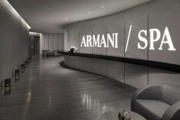 armani hotel dubai home to worlds first in hotel armani spa Lokacija kao efektan aksesoar