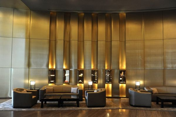 armani hotel dubai 927 Lokacija kao efektan aksesoar