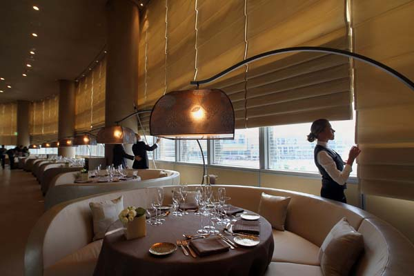 armani hotel dubai  17  600x400 Lokacija kao efektan aksesoar