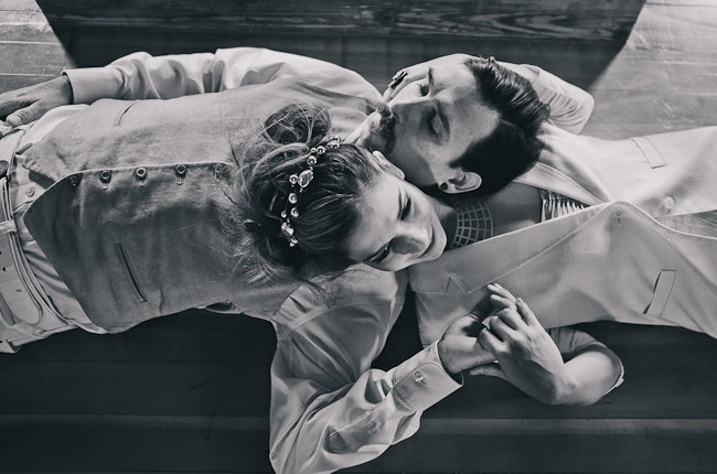 astronomy wedding ideas 11 Under the Veil of a Fairytale