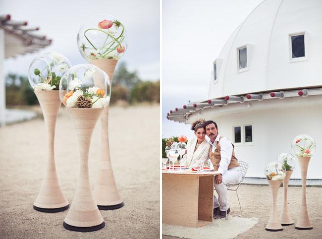 astronomy wedding ideas 16 Under the Veil of a Fairytale