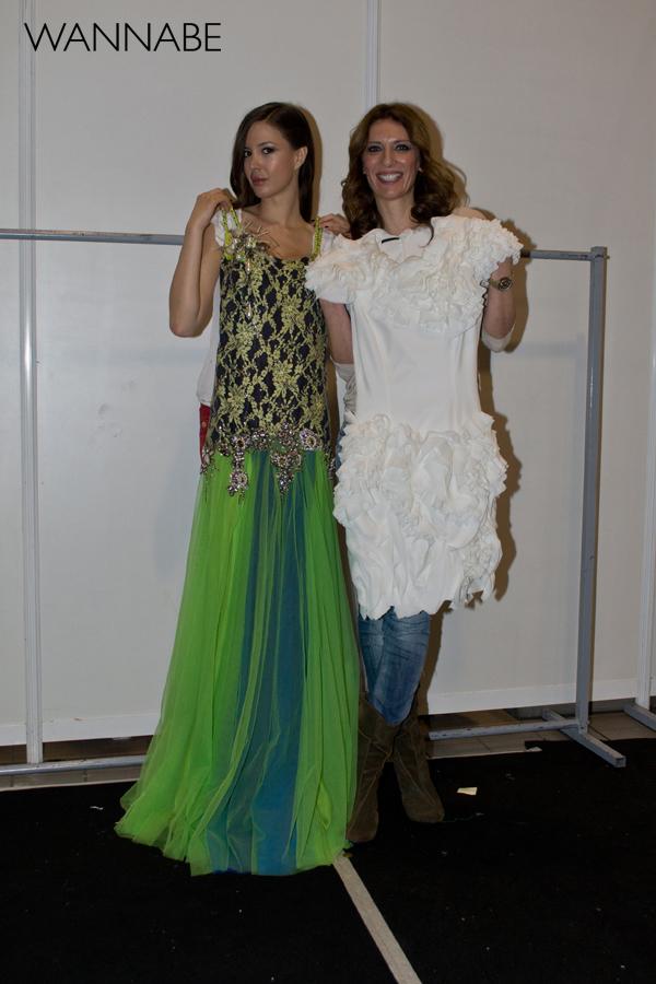 dsc 0143 Backstage 33. Perwoll Fashion Week (1. deo)