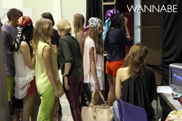 img 1787 Backstage 33. Perwoll Fashion Week (1. deo)