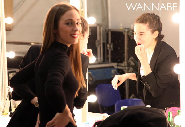 img 1795 Backstage 33. Perwoll Fashion Week (1. deo)