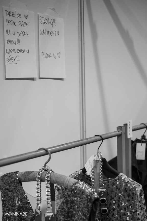 backstage 11 Backstage 34. Perwoll Fashion Week (2. deo)