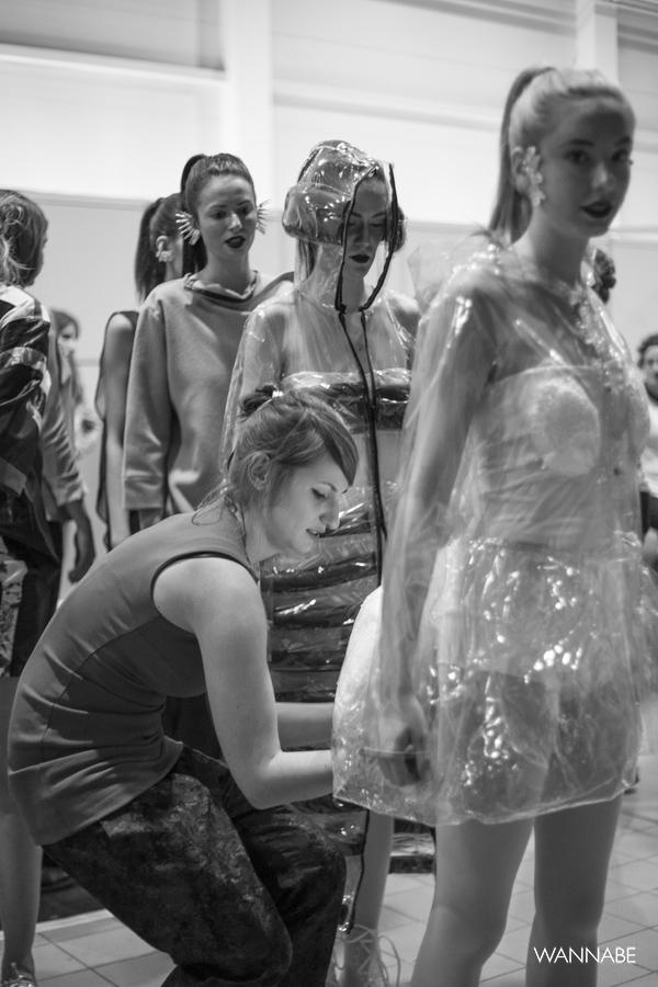 backstage 12 Backstage 34. Perwoll Fashion Week (2. deo)