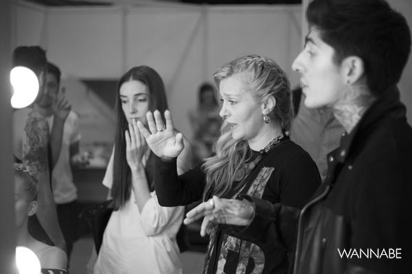 backstage 16 Backstage 34. Perwoll Fashion Week (2. deo)