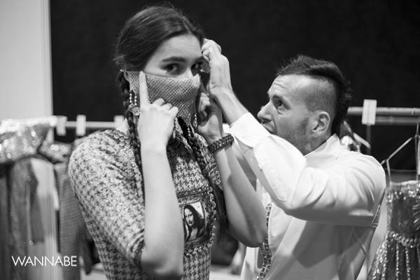 backstage 17 Backstage 34. Perwoll Fashion Week (2. deo)
