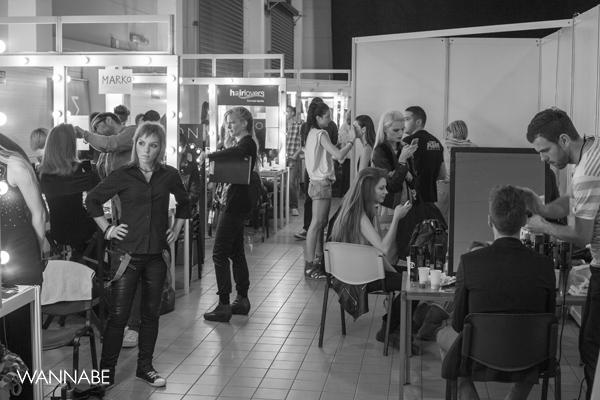 backstage 20 Backstage 34. Perwoll Fashion Week (2. deo)