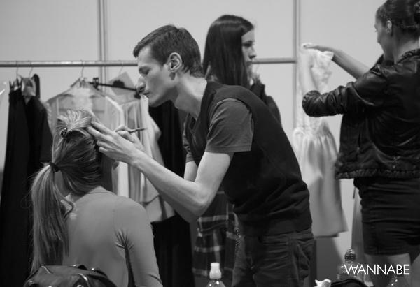 img 6273 1 Backstage 34. Perwoll Fashion Week (1. deo)