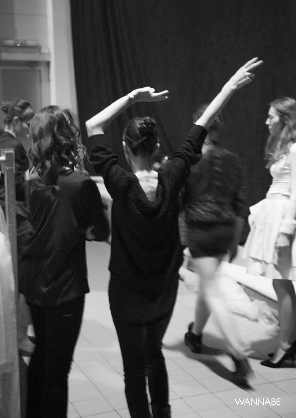 img 6297 1 Backstage 34. Perwoll Fashion Week (1. deo)