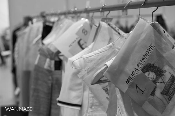 backstage 11 Backstage 34. Perwoll Fashion Week (3. deo)