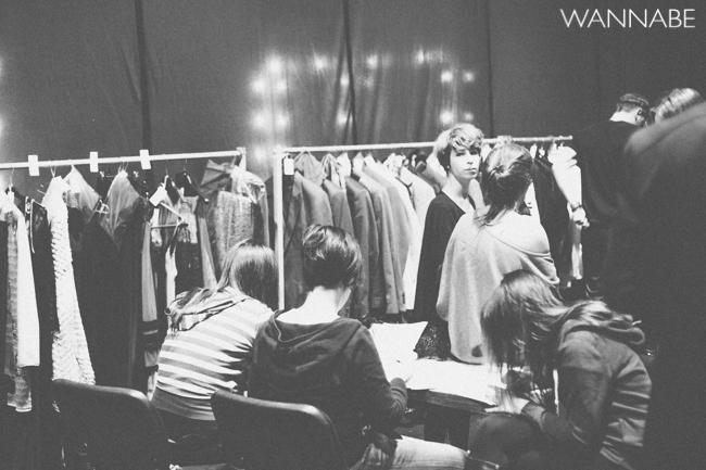 fashion week backstage beograd 14 Backstage 36. Perwoll Fashion Week (drugi deo)