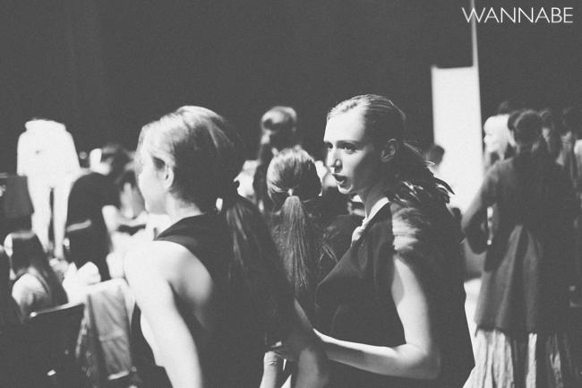 fashion week backstage beograd 16 Backstage 36. Perwoll Fashion Week (drugi deo)